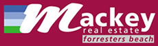 Mackey Real Estate Forresters Beach